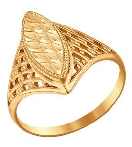 Золотое кольцо 011288