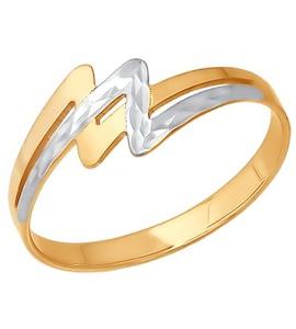 Золотое кольцо 014196