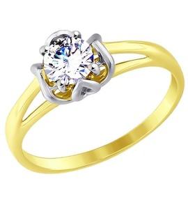 Золотое кольцо 017526-2