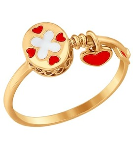 Золотое кольцо 017569