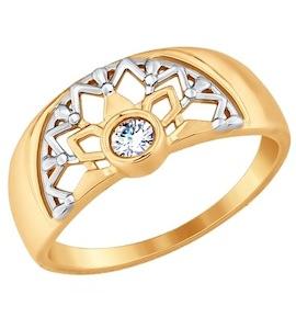 Золотое кольцо 017600