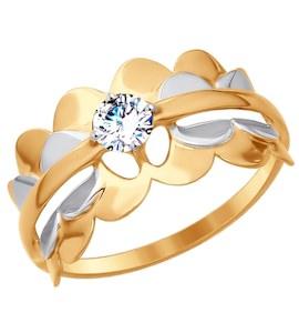 Золотое кольцо 017641