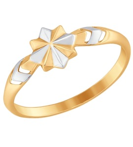 Золотое кольцо 017659