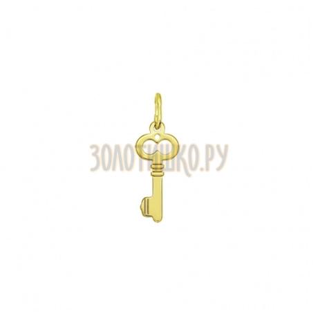 Золотая подвеска 030895-2