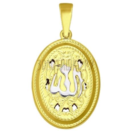 Золотая подвеска 034617-2