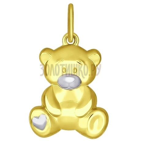 Золотая подвеска 034948-2