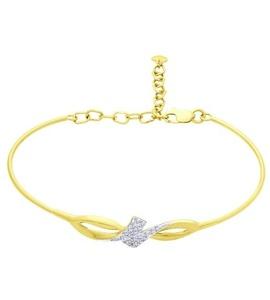 Золотой браслет 050925-2