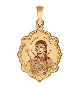 Золотая иконка 103014