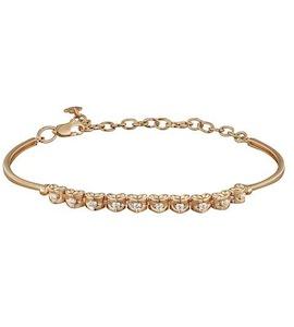 Золотой браслет с бриллиантами 1050038
