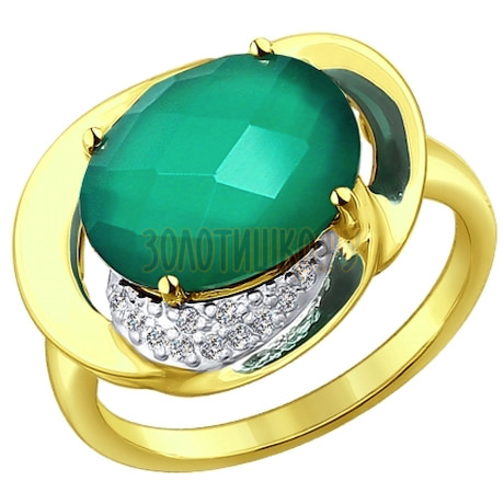 Золотое кольцо 714252-2