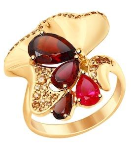 Золотое кольцо 714902