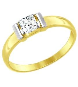 Золотое кольцо 81010314-2