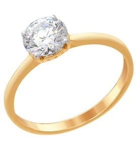 Серебряное кольцо 89010082