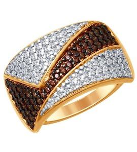 Серебряное кольцо 93010687