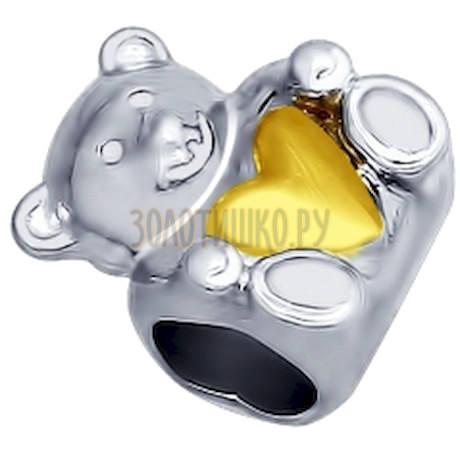 Серебряная подвеска 94031794
