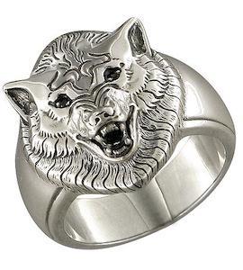 Серебряное кольцо с фианитами 95010022