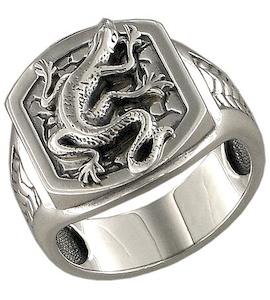Серебряное кольцо 95010034