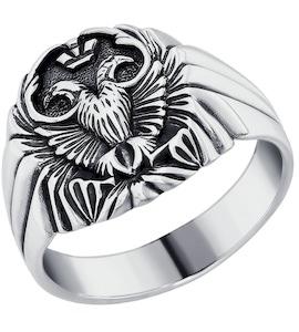 Серебряное кольцо 95010038