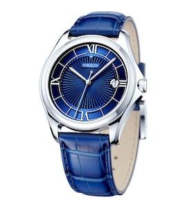 Мужские серебряные часы 135.30.00.000.03.02.3