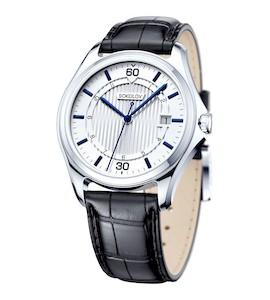 Мужские серебряные часы 135.30.00.000.05.01.3
