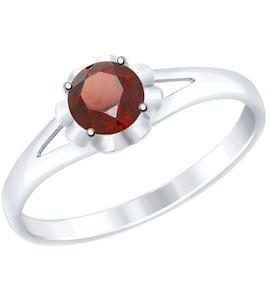 Кольцо из серебра 92011509
