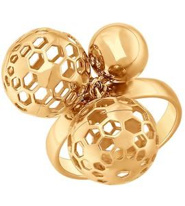 Кольцо из золота 017711