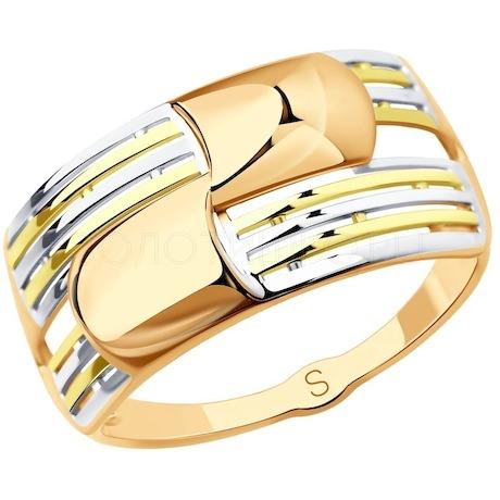 Кольцо из золота 017786