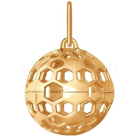 Подвеска из золота 035368
