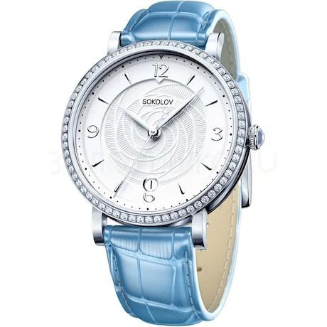 Женские серебряные часы 102.30.00.001.03.05.2