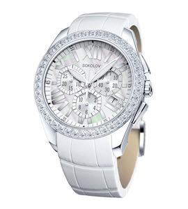 Женские серебряные часы 149.30.00.001.07.02.2
