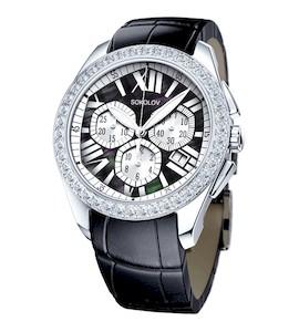 Женские серебряные часы 149.30.00.001.08.01.2