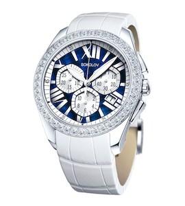 Женские серебряные часы 149.30.00.001.09.02.2