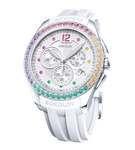Женские серебряные часы Limited Edition 149.30.00.008.02.06.2