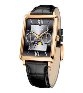 Мужские золотые часы 233.02.00.000.04.01.3