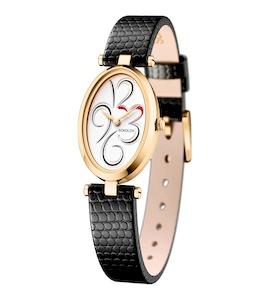 Женские золотые часы 235.02.00.000.03.01.2
