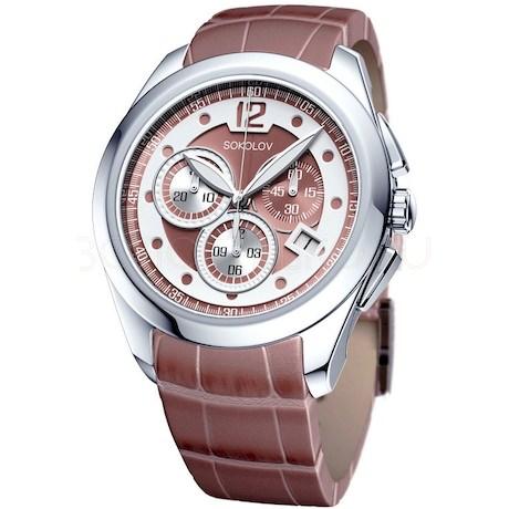 Женские серебряные часы 148.30.00.000.03.05.2