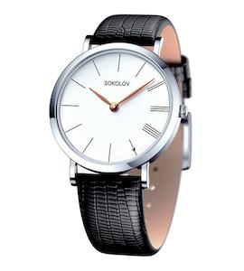 Женские серебряные часы 152.30.00.000.01.01.2