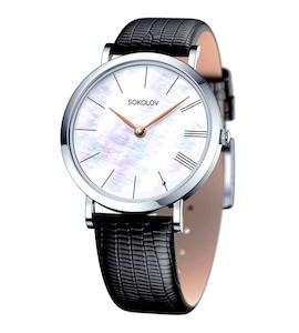 Женские серебряные часы 152.30.00.000.02.01.2