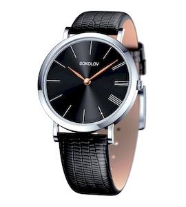 Женские серебряные часы 152.30.00.000.04.01.2