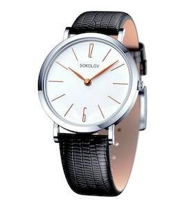 Женские серебряные часы 152.30.00.000.05.01.2