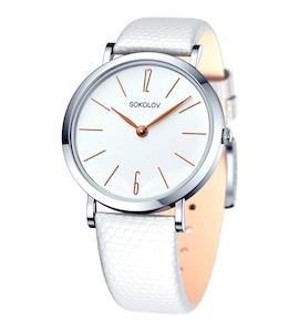 Женские серебряные часы 152.30.00.000.05.02.2