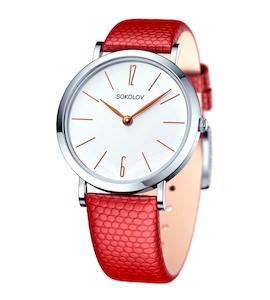 Женские серебряные часы 152.30.00.000.05.04.2