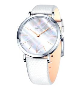 Женские серебряные часы 152.30.00.000.06.02.2