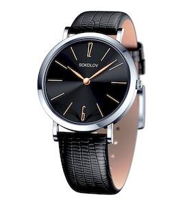 Женские серебряные часы 152.30.00.000.08.01.2
