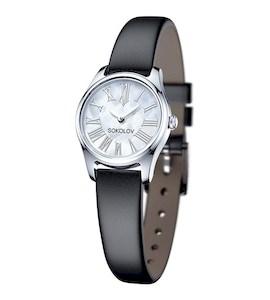 Женские серебряные часы 155.30.00.000.01.01.2
