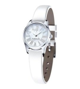 Женские серебряные часы 155.30.00.000.01.02.2