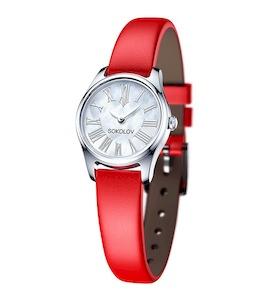 Женские серебряные часы 155.30.00.000.01.03.2