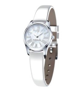 Женские серебряные часы 155.30.00.000.01.04.2