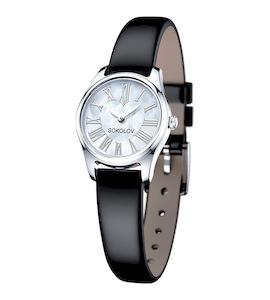Женские серебряные часы 155.30.00.000.01.05.2