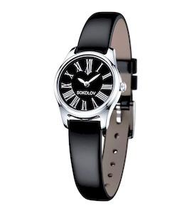 Женские серебряные часы 155.30.00.000.02.05.2